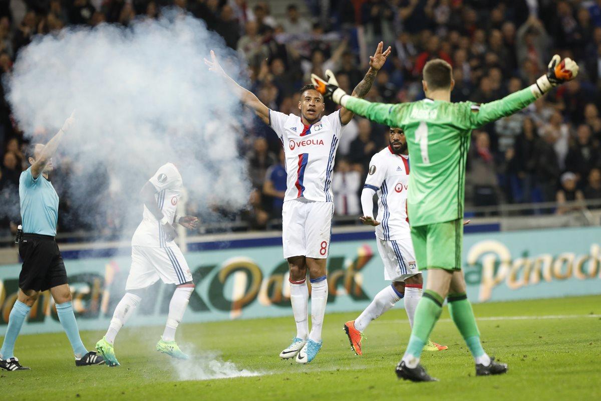 Lyon y Besiktas, excluidos de la próxima competición europea