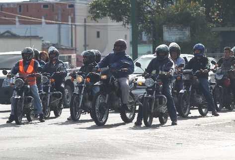Motocicletas son una necesidad para muchos, pero también un peligro latente para otros.