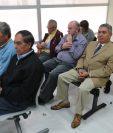 Juez Eduardo Cojulum procesó a ocho implicados en el la ampliación del caso Transurbano. (Foto Prensa Libre: Erick Avila)