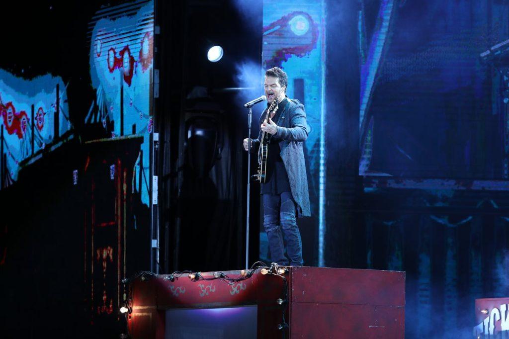 30 mil personas es el aforo para cada uno de los conciertos de Ricardo Arjona