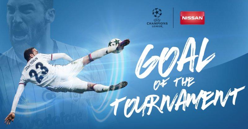 La Champions anima los mejores goles de la temporada 2016-17