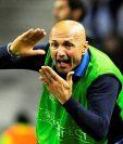 Luciano Spalletti fue entrenador de la Roma, anteriormente. (Foto Prensa Libre: AP)