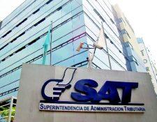 La SAT fue quien presentó las denuncias contra Aceros de Guatemala. (Foto Prensa Libre: Hemeroteca PL)