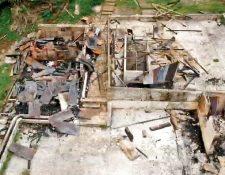 La hidroeléctrica Sacjá, ubicada en Baja Verapaz, se encuentra suspendida desde abril de este año, cuando fueron destruidas varias instalaciones.