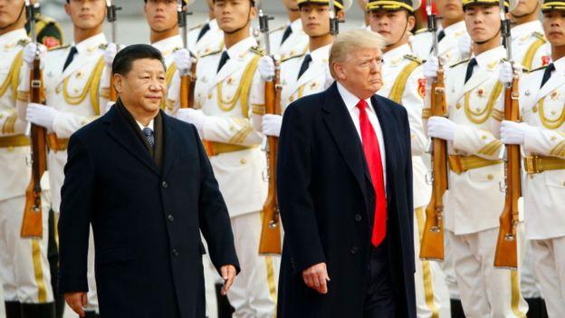 Donald Trump tendrá una reunión con Xi Jinping en un lugar secreto. GETTY IMAGES