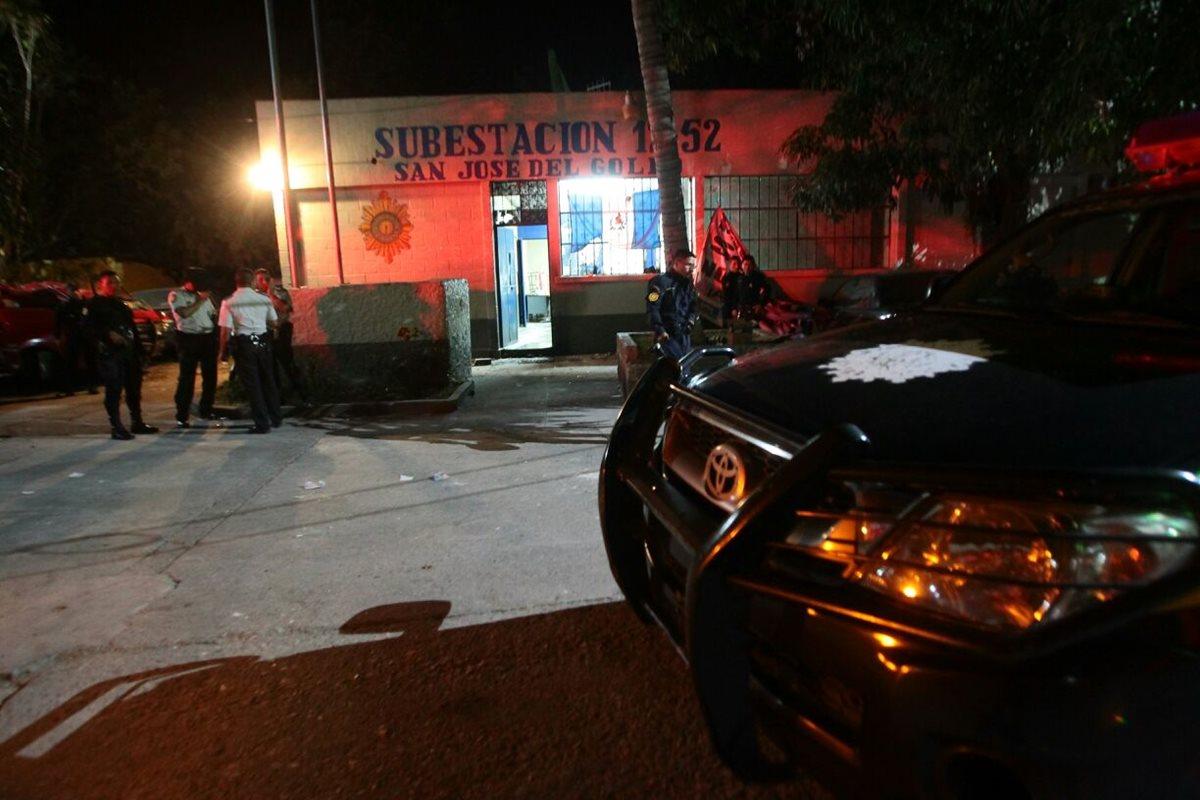 Turba agrede a cuatro policias en San José del Golfo