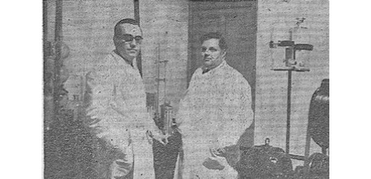 "Albert Edward Wladimir Fülek Edler von Wittinghausen, ""Filek"", ya tenía un historial de estafador cuando llegó a España. CORTESÍA DE EDITORIAL SEIX BARRAL"