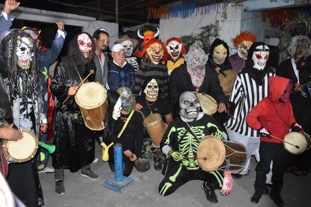 Danza anuncia tradicional actividad de El Tabal