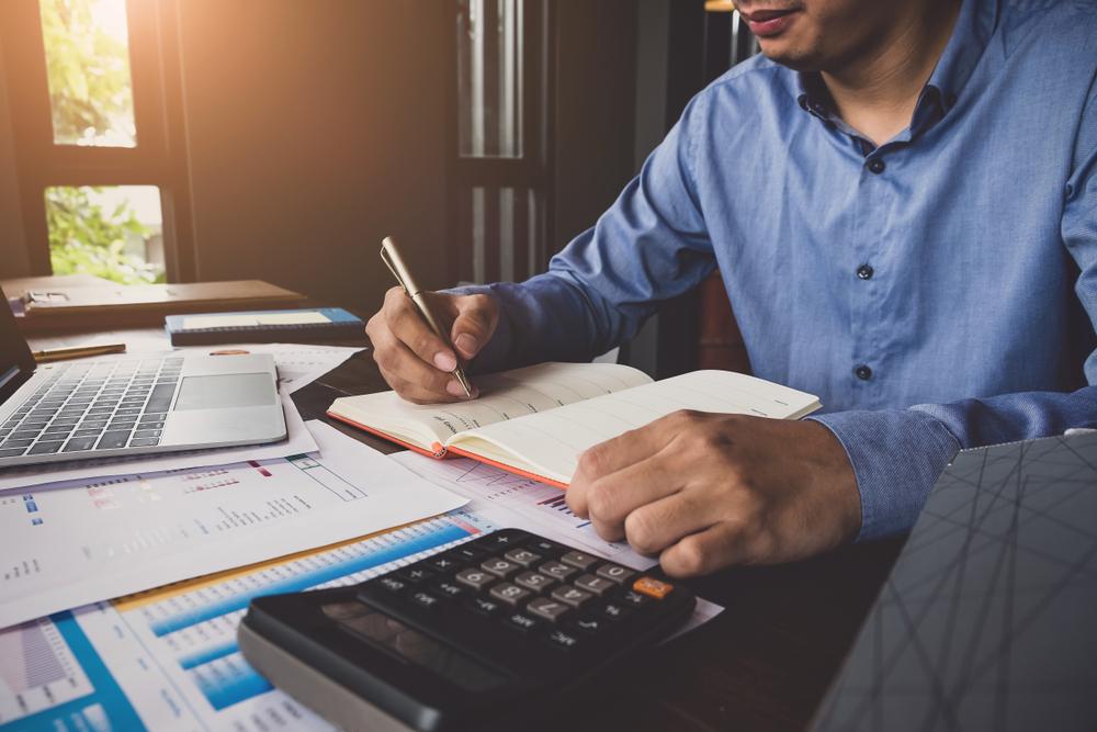 Para lograr rentabilidad en un emprendimiento se debe poner atención a los números. (Foto, Prensa Libre: Shutterstock).