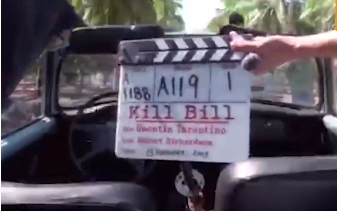 La película Kill Bill: Volumen 2 se estrenó a principios del 2004. (Foto Prensa Libre: YouTube).
