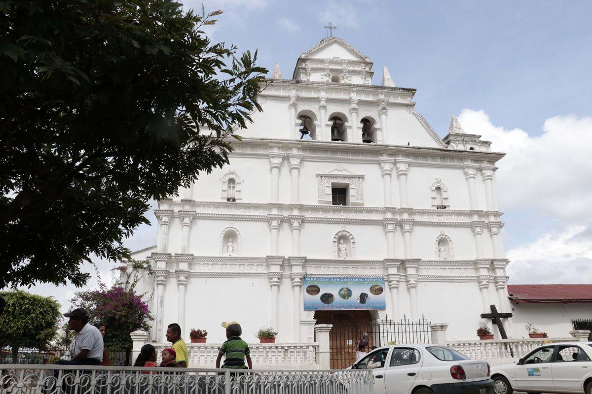 Católicos de San Cristóbal Verapaz solicitan apoyo para reconstrucción de templo