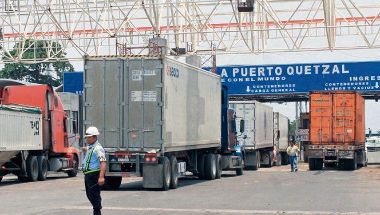Resultado de imagen para aduana guatemala foto sat