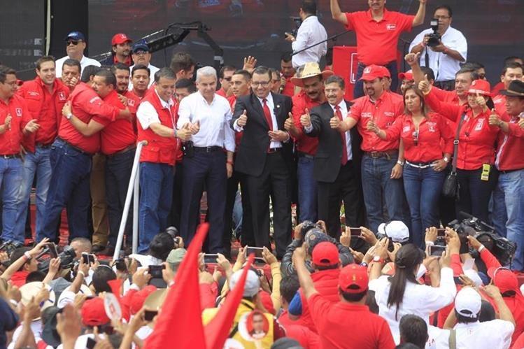 TSE cancela a Líder, el partido de Manuel Baldizón