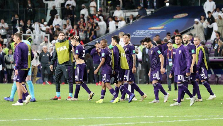 El futbol latinoamericano está a la deriva en el plano internacional. (Foto Prensa Libre: EFE)
