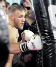 El irlandés Conor McGregor busca ahora pelear frente al mexicano Saúl Álvarez. (Foto Prensa Libre: Hemeroteca PL)