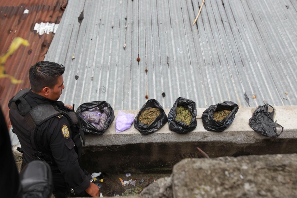 Guatemala ha bajado la guardia para prevenir el consumo de drogas