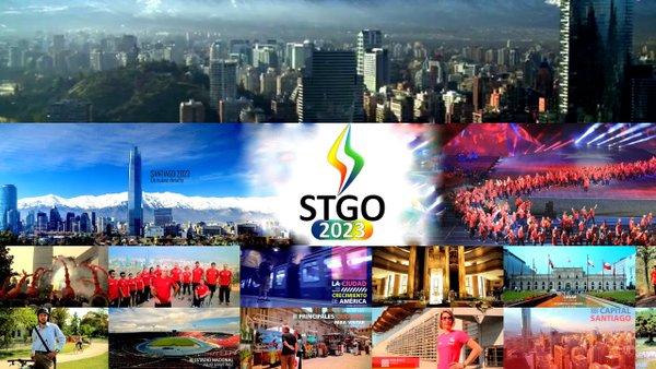 Buenos Aires y Santiago de Chile disputarán la sede de 2023