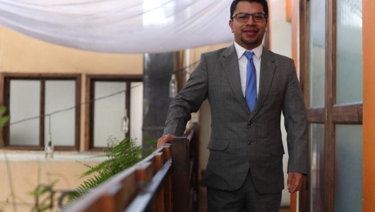 César Elías fue subconotralor del 20 de enero del 2015 al 16 de julio de 2019. (Foto Prensa Libre: Hemeroteca PL)
