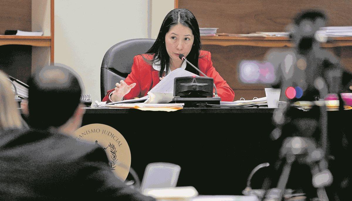En las últimas semanas se han incrementado las denuncias contra la jueza Ericka Aifán titular del Juzgado de Mayor Riesgo D. (Foto Prensa Libre: Hemeroteca PL)