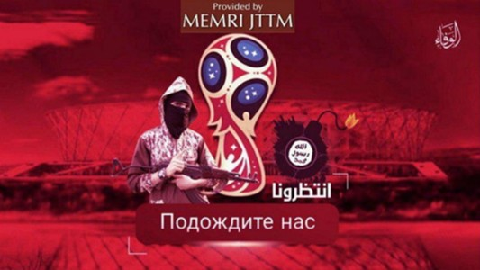 En las últimas semanas grupos terroristas han lanzado sus amenazas contra la cita en Rusia. (Foto Prensa Libre: Hemeroteca PL)