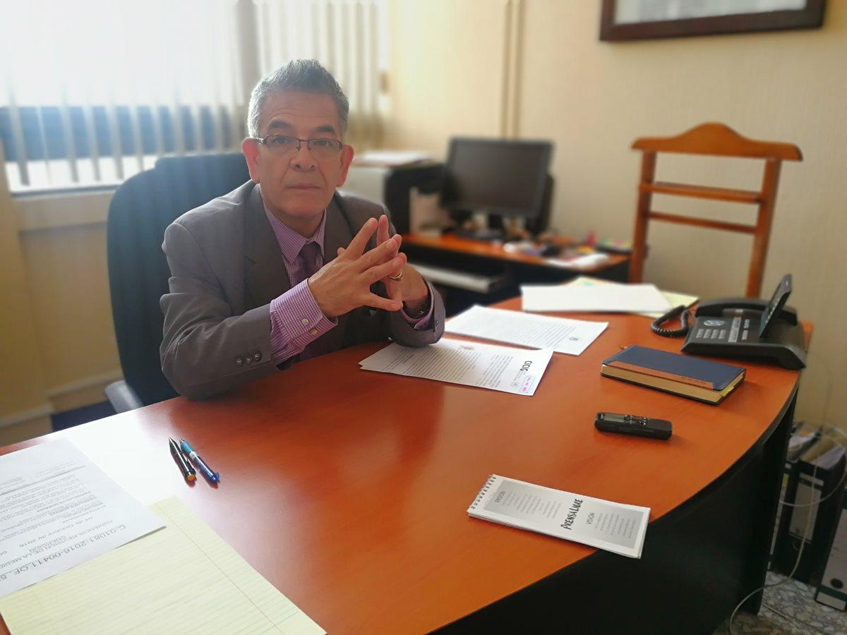 Érick Melgar Padilla podría ser citado al Juzgado de Mayor Riesgo B