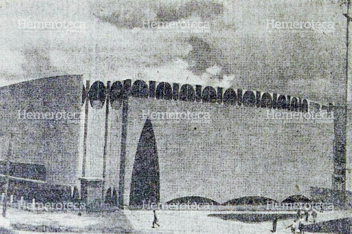 1963: se inaugura el Santuario del Corazón de Jesús