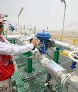 La OPEP y sus aliados acordaron reducir su producción para intentar provocar un aumento de precios. (Foto, Prensa Libre: AFP).