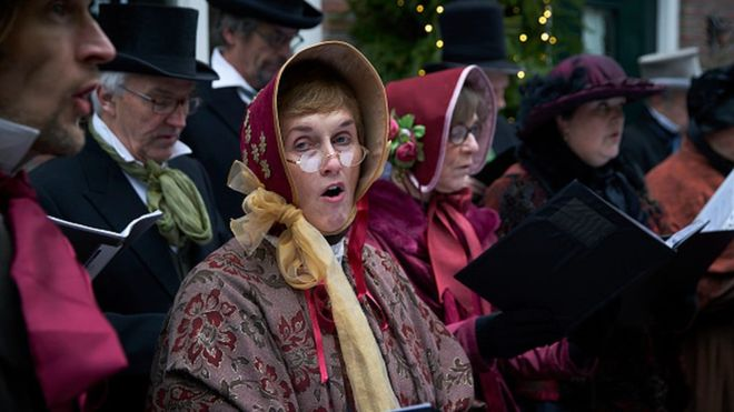 La primera vez que se cantó este popular villancico fue en 1818. (GETTY IMAGES)