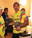 Marquense ya tiene técnico para el torneo Clausura 2016. (Foto Prensa Libre: Aroldo Marroquín)