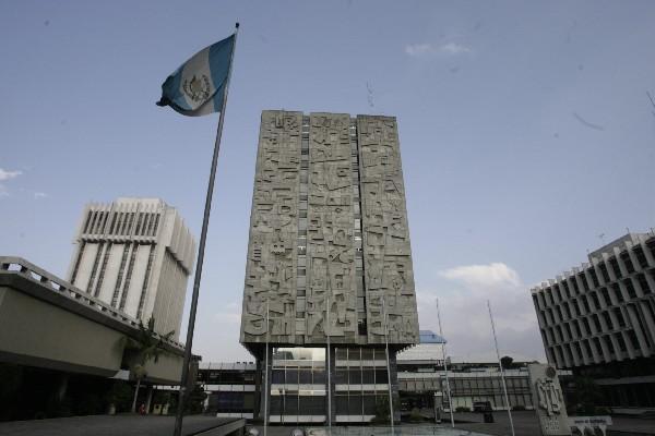 """Gobierno presentó un analisis de su combate a la corrupción. (Foto Prensa Libre: P. Raquec)<br _mce_bogus=""""1""""/>"""