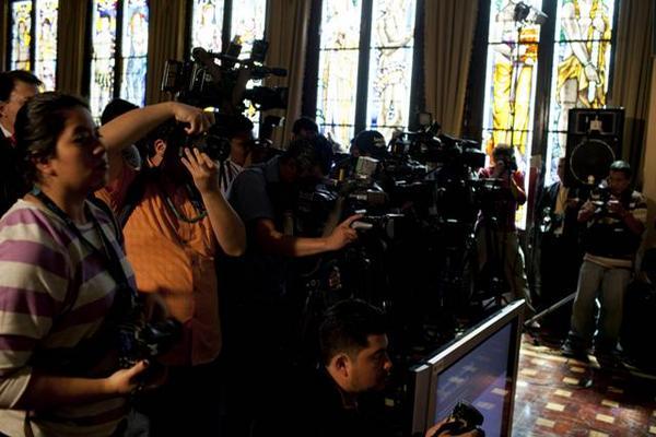 En los últimos 10 años han muerto 10 periodistas. (Foto Prensa Libre: EFE)