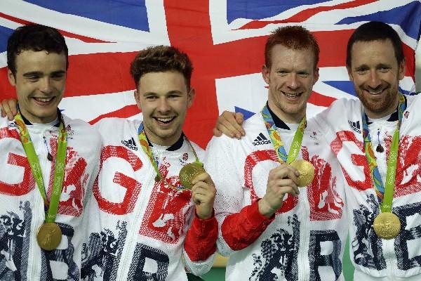 Wiggins y Gran Bretaña, récords e historia en la pista de Rio