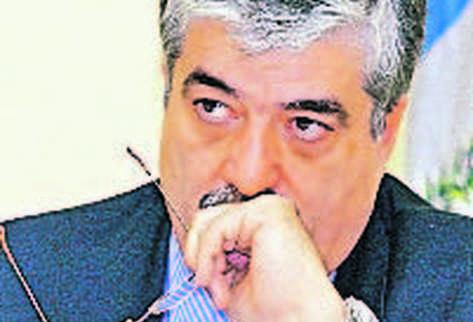 Carlos Vielmann fue ministro de gobernación en la administracion de Oscar Berger (Foto Prensa Libre: Archivo)