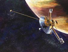 La sonda Pioneer transportó al espacio la primera plancha con imágenes. (Foto: nasa.gov)