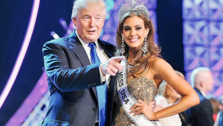 El canal de cable Reelz dijo que transmitirá el certamen de belleza Miss USA. (Foto Prensa Libre, AP)