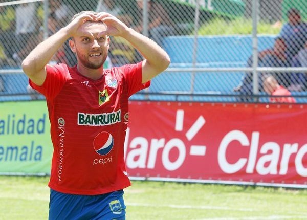Henry David López intentará conquistar los corazones de los seguidores venezolanos (Foto Prensa Libre: Hemeroteca PL)
