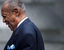 Bill Cosby espera una sentencia por el caso de agresión sexual (Foto Prensa Libre: AFP).