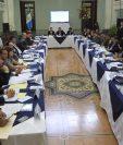 Las Comisiones de Postulación para magistrados de la Corte de Apelaciones y de la CSJ del 2014 fue cuestionada. (Foto Prensa Libre: Hemeroteca PL)