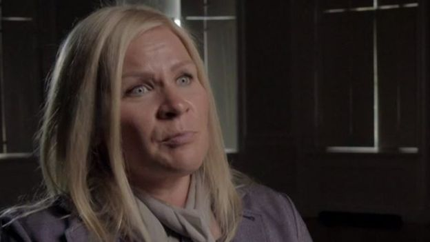 Tiina Jauhiainen todavía tiene esperanzas de que su amiga esté bien.
