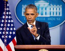 Decisión de Tribunal entierra medidas migratorias de Obama. (Foto Prensa Libre: AP)