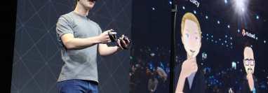 La realidad virtual es una de las nuevas tendencias tecnológicas (Foto Prensa Libre: AFP).