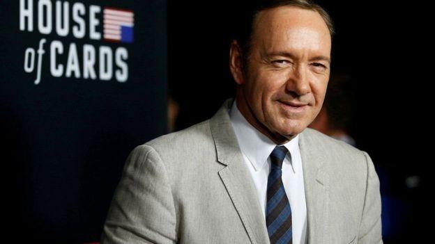 Netlfix canceló la producción de House of Cards que protagoniza el actor. (REUTERS)