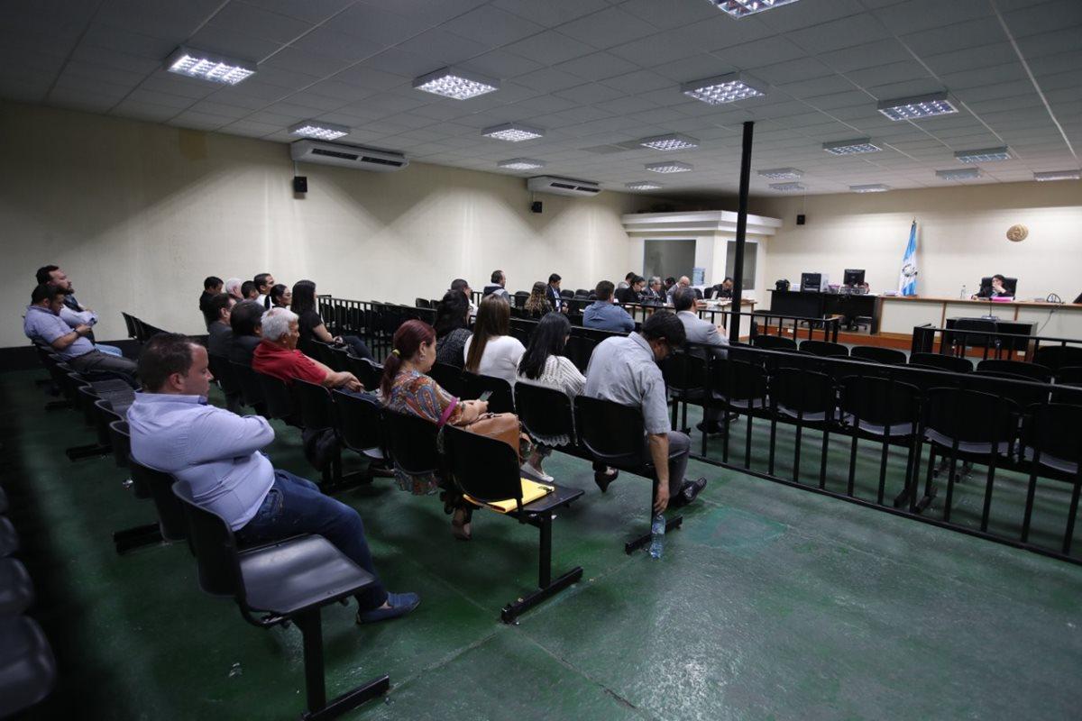 Guillermo Samayoa Soria está procesado en el caso Construcción y Corrupción. (Foto Prensa Libre: Hemeroteca)