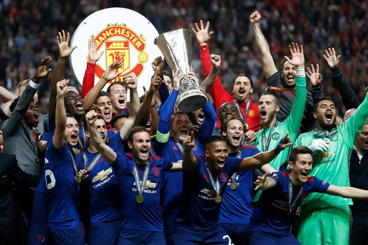 El Manchester United consigue el título que le faltaba