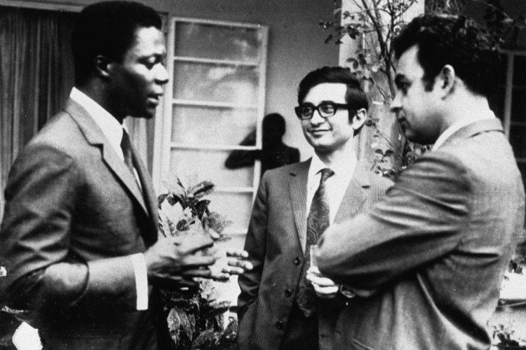 Kofi Annan estudió la industria del cobre en Zambia, en 1971.