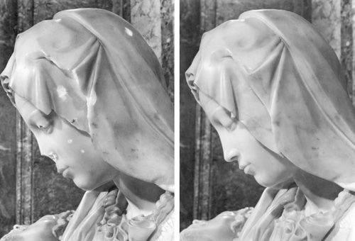 1972: atentan contra <em>La Pietá </em>en Roma