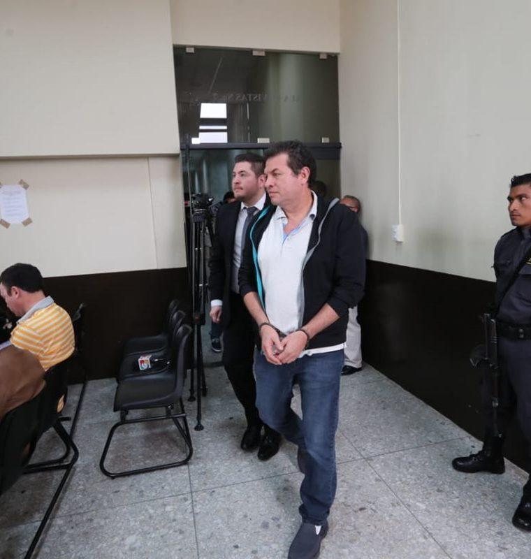 Según el MP, Roberto López Villatoro influyó en las elecciones de Magistrados para que votaran a favor de intereses particulares. (Foto Prensa Libre: Erick Avila).