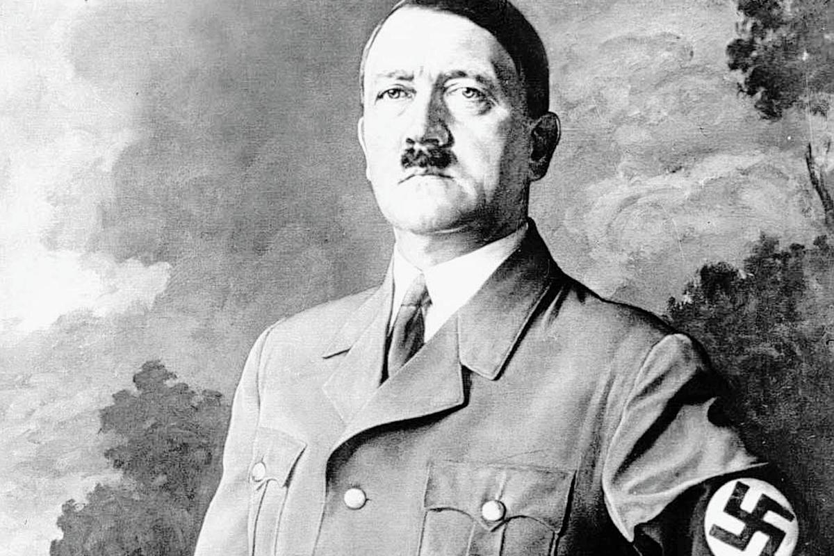 Adolf Hitler mostró inclinación por el arte, según datos históricos. (Foto Prensa Libre: Hemeroteca).