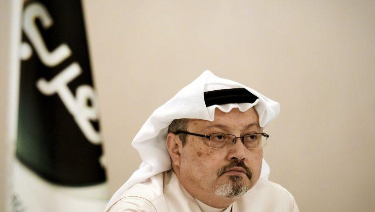 Jamal Khashoggi era un periodista crítico con el régimen saudí. (Foto Prensa Libre: AFP)