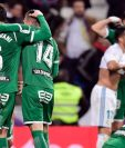 El Leganés clasificó a semifinales de la Copa del Rey. (Foto Prensa Libre: AFP)